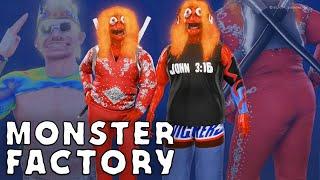 Sweet Gene can have little a revenge, for Snack   Monster Factory