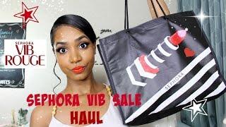 HAUL | ★ Sephora VIB Sale 2014 ★