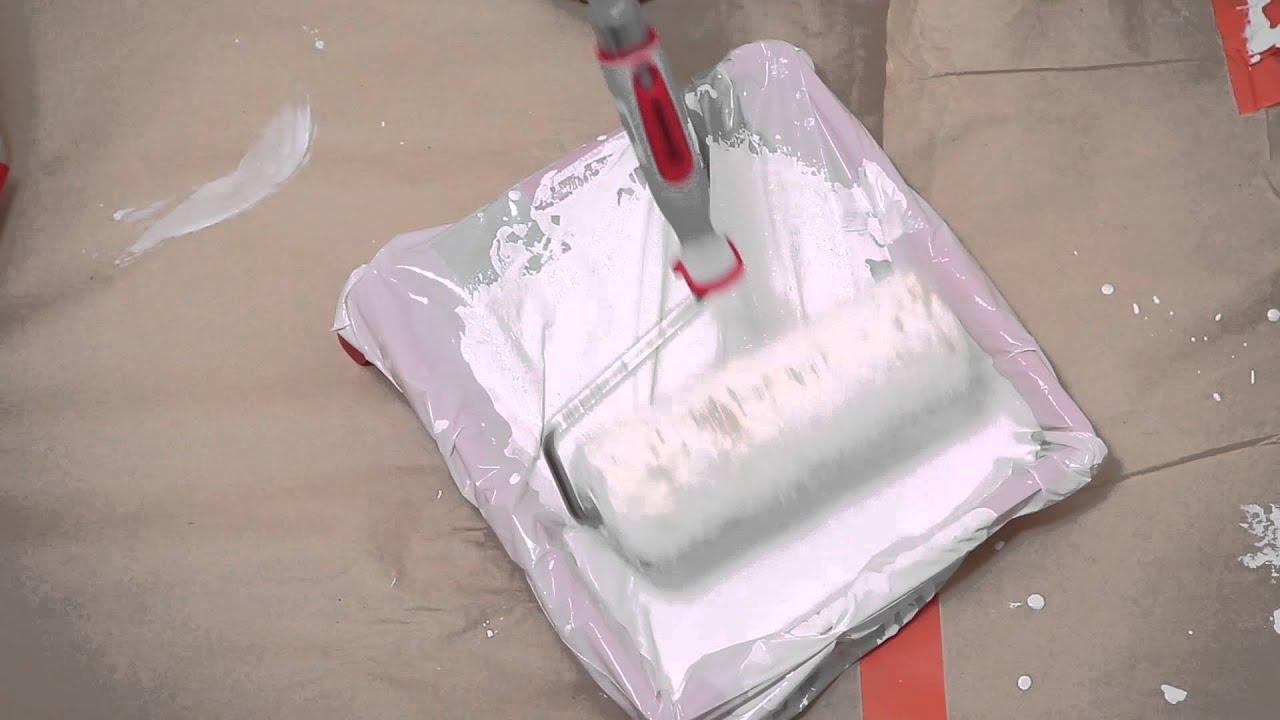 How To Paint A Paneled Ceiling   Tikkurila
