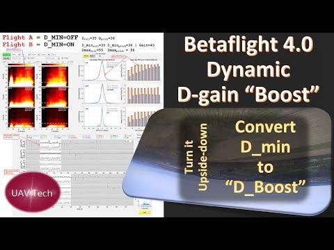 Betaflight Dynamic Notch and FFT Debug Modes by UAV Tech
