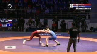 Международный турнир по вольной борьбе памяти Романа Дмитриева откладывается из-за коронавируса