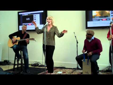 "Natasha Bedingfield - ""These Words (I Love You)"" at YouTube HQ"