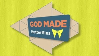 God Made: Butterflies
