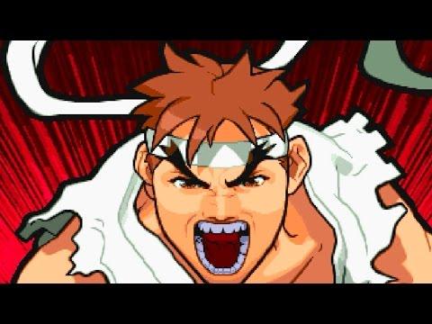タイトルデモ - マーヴル・スーパーヒーローズ VS. ストリートファイター