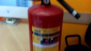 Принцип работы огнетушителя/ The principle of a fire extinguisher(Принцип работы небольшого порошкового огнетушителя МИГ ОП-4 (3)- АВСЕ, качество HD JOIN VSP GROUP PARTNER PROGRAM: https://youpartn..., 2015-10-07T07:46:34.000Z)