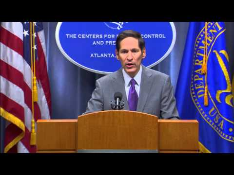 CDC Confirms First Ebola Case Diagnosed in the United States