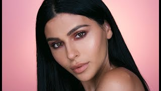 FALL MAKEUP TUTORIAL 2017 + FENTY BEAUTY REVIEW | Teni Panosian
