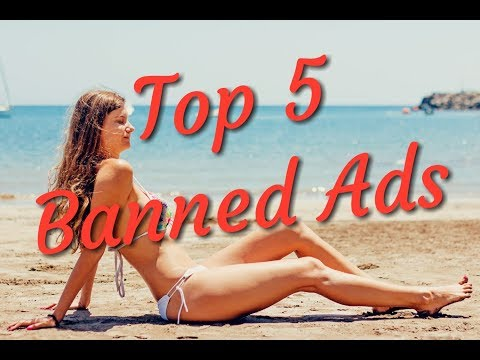 Top 5 Banned TV Ads - Please subscribe our channel.