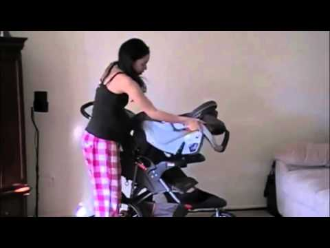 Review The Baby Trend Expedition Jogger Travel System