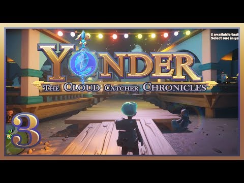 Yonder: The Cloud Catcher Chronicles - #3 - The Chef's Guild
