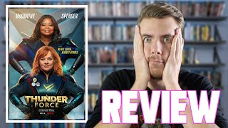 Thunder Force (2021) - Netflix Movie Review