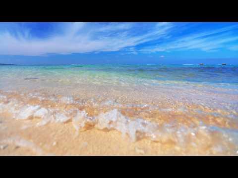 【立体音響】聞き疲れしにくい 砂浜の波音 Sound of sandy beach