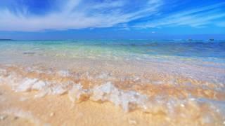 【立体音響】聞き疲れしにくい 砂浜の波音 Sound of sandy beach thumbnail