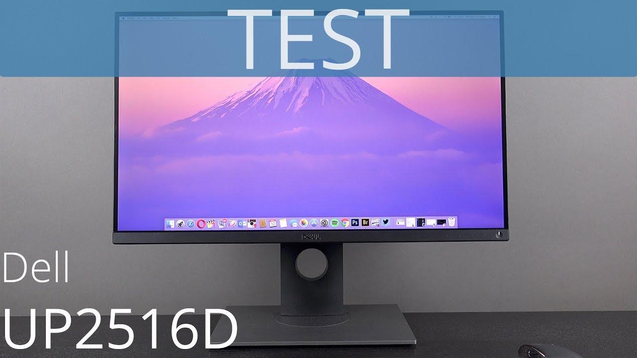 TEST: Dell UP10D 10 Zoll WQHD IPS Monitor  TechnikLoft