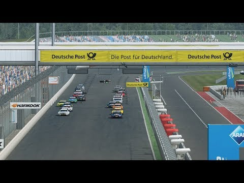 Live    Lauf 6: Moscow Raceway - DTM Experience 2013 [Gameplay German HD+ PC]