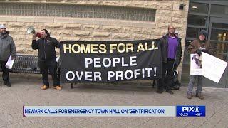 Newark calls emergency town hall on gentrification