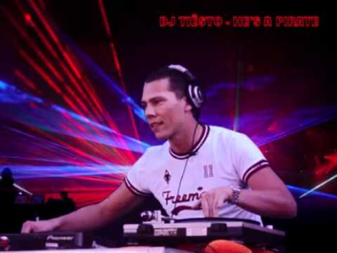 Dj Tiesto   Hes a Pirate Pirates of Caribbean Theme remix