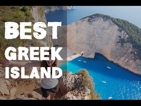 Zakynthos: Best island in Greece