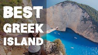Zakynthos: Best island in Greece