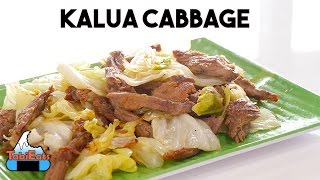 Easy Kalua Cabbage-Hawaiian Recipe (Cooking with Mom)