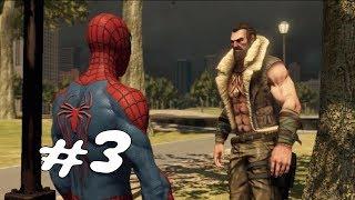 СОЮЗ С КРЕЙВЕНОМ ОХОТНИКОМ ► The Amazing Spider Man 2 ► Прохождение #3
