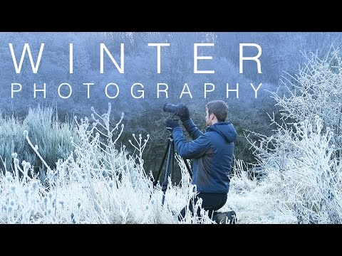 Landscape Photography Tips & Techniques | Winter Freeze
