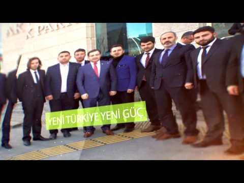 AK Parti Sivas Milletvekili Aday Adayı Mehmet Sevim