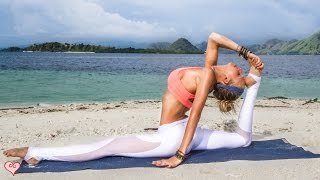 Yoga For Splits  Release Tight Hips & Increase Leg Flexibility