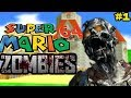 Call of Duty Zombies SuperMario64 Mods Maps World at War  Live Game Gameplays Co Op Onlie