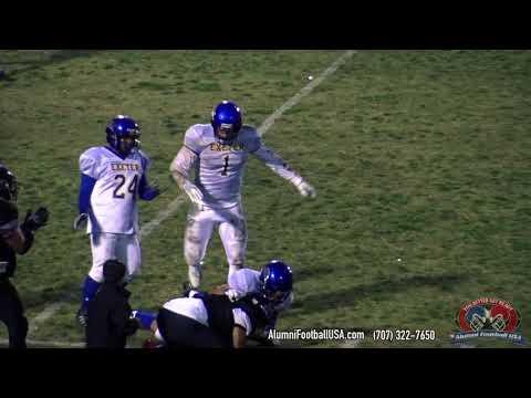 Woodlake vs Exeter (Highlights) 3-10-18