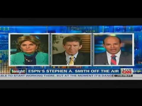Gloria Allred Comments on ESPN Stephen Smith Off the Air