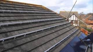 Greenman Solar Kingsnorth 4kW install Kingsnorth Kent