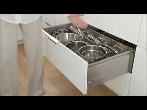 Blum Tandombox Pull Out Soft Close Drawers