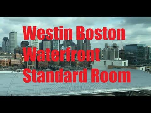 SPG: Westin Boston Waterfront