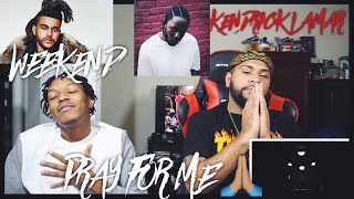 The Weeknd, Kendrick Lamar - Pray For Me (Audio) | FVO Reaction