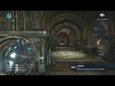 CANALS HAS RETURNED! (Gears of War 4) King of the Hill Multiplayer Gameplay on Canals!