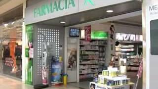 Nuevo concepto de la oficina de Farmacia