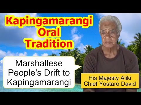 Account of the Marshallese People