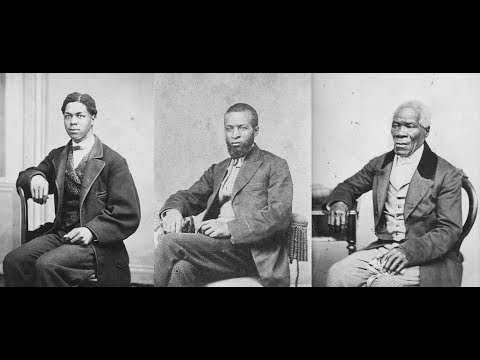 Vintage Photos of African American Men From the 1860's