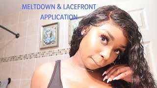 ANOTHER MELTDOWN AND WIG APPLICATION FT YEAH WIGS
