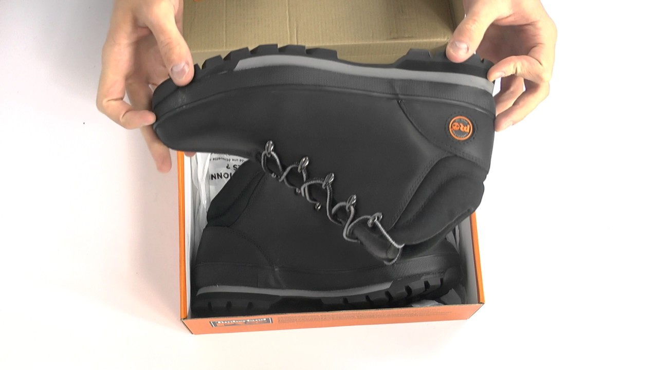 Timberland Pro Splitrock Unboxing by SafetyBootsUK - YouTube ac3ac2782c1c