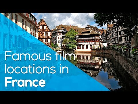 FAMOUS FILM LOCATIONS IN FRANCE // WHYGO