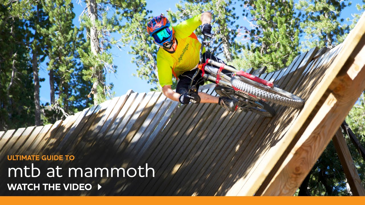 16f4dc0a361 Your Guide to the Mammoth Mountain Bike Park - YouTube