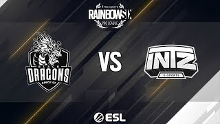 R6 Pro League - Season 9 - LATAM - Black Dragons vs. INTZ e-Sports - Oregon - Week 14