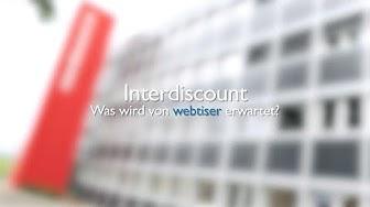 webtiser AG - Referenzprojekt E-Commerce / Interdiscount / D