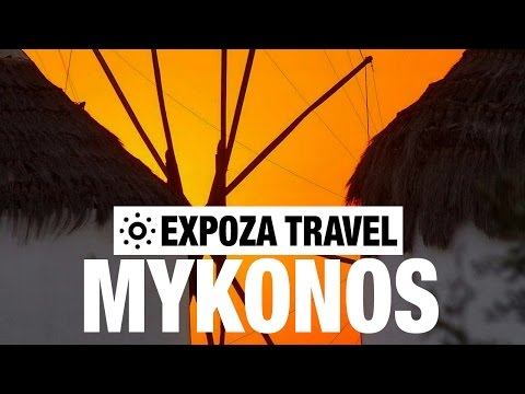 Mykonos Vacation Travel Video Guide • Great Destinations