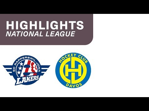 SCRJ Lakers vs. Davos 1:2 n.P. - Highlights National League