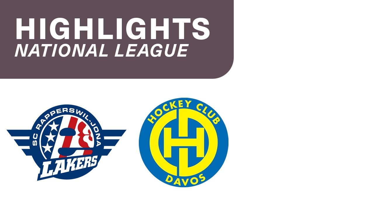SCRJ Lakers - Davos 1:2 n.P. - Highlights National League