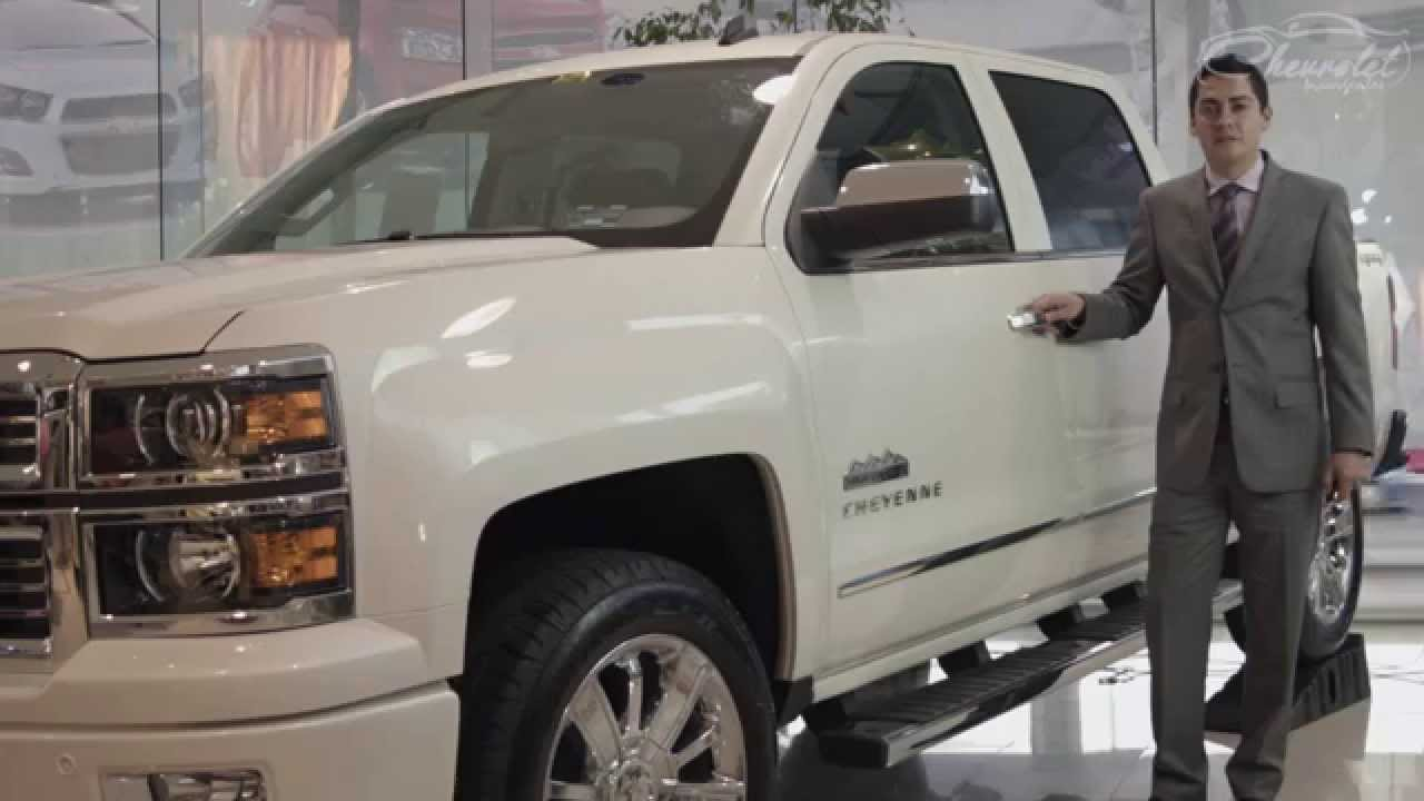 High Country Chevy >> Chevrolet Cheyenne High Country (Chevrolet Insurgentes ...