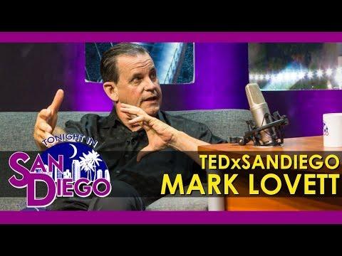 Tonight in San Diego - Interview with TEDxSanDiego Chief Architect Mark Lovett